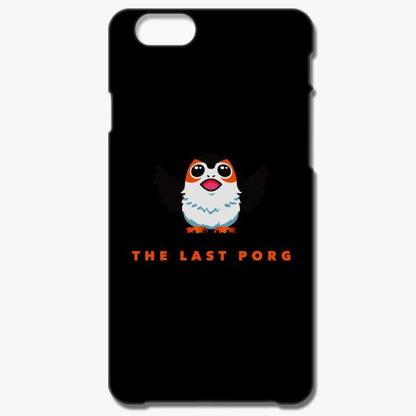 great fit c218b 67772 The Last Porg iPhone 6/6S Case | Kidozi.com