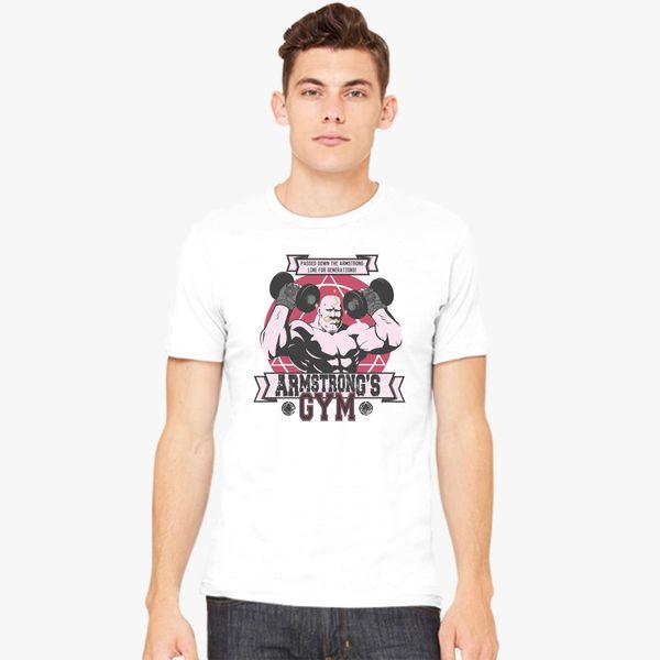 e3912937ee4 Strong Arm Gym Men s T-shirt