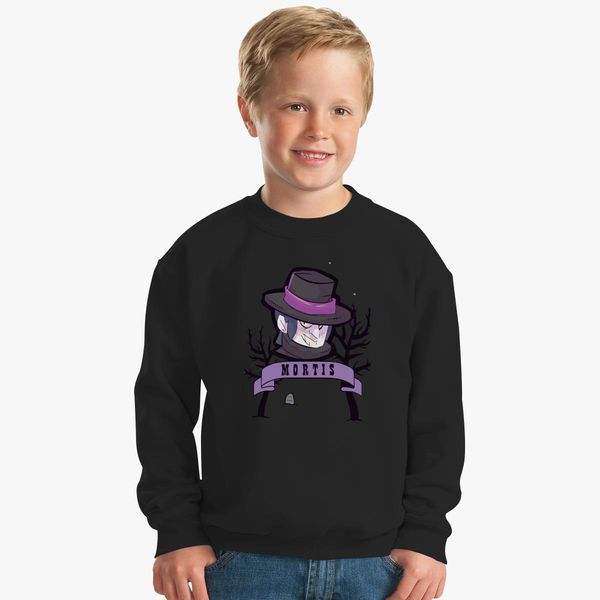Mortis Brawl Stars Kids Sweatshirt Kidozi Com