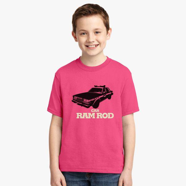 Car Ramrod Youth T-shirt