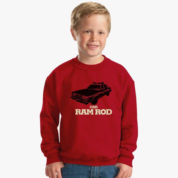 Car Ramrod Kids Sweatshirt