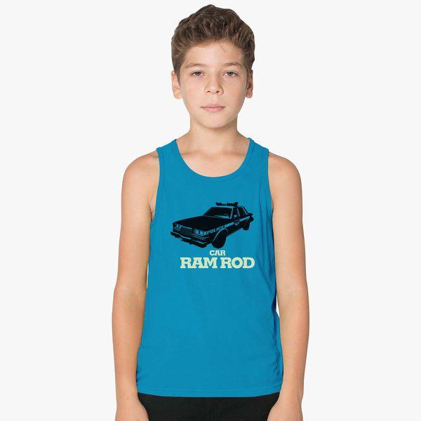 Car Ramrod Kids Tank Top