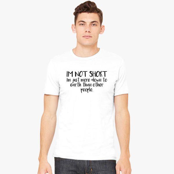 T-Shirt FUNNY SLOGAN SARCASM COOL UNI LIFE I/'M NOT SHY I JUST DON/'T LIKE YOU