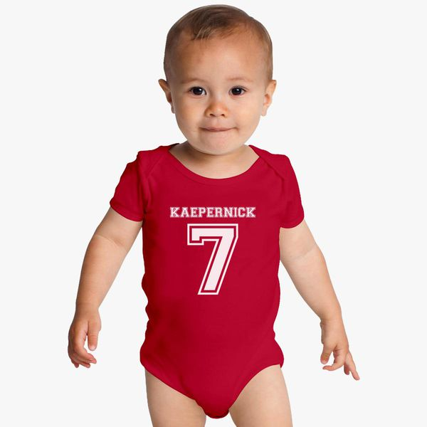 8b42d1508a0 Kaepernick Cut Sing National Anthem Baby Onesies