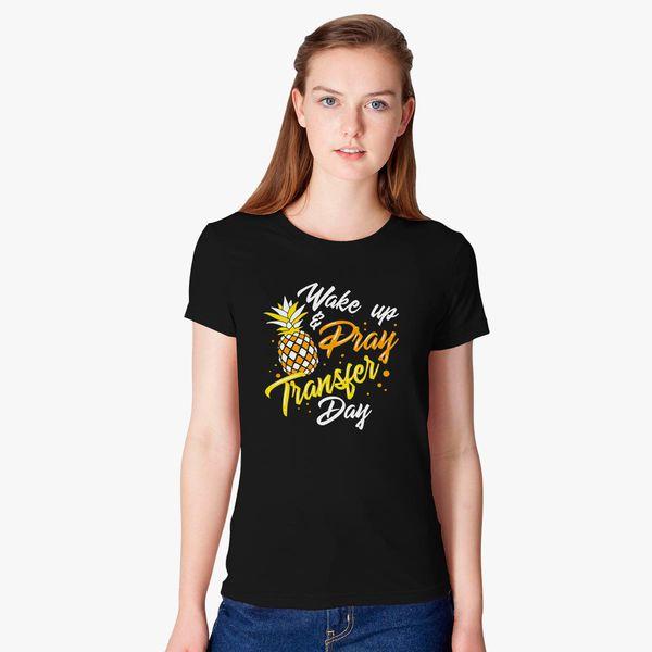 Women/'s Pray for Transfer Day t-shirt