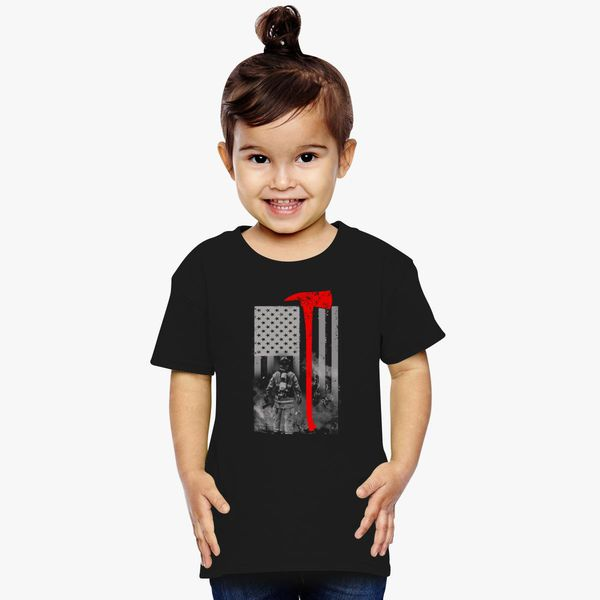 80c927aec Firefighter wildland Toddler T-shirt | Kidozi.com