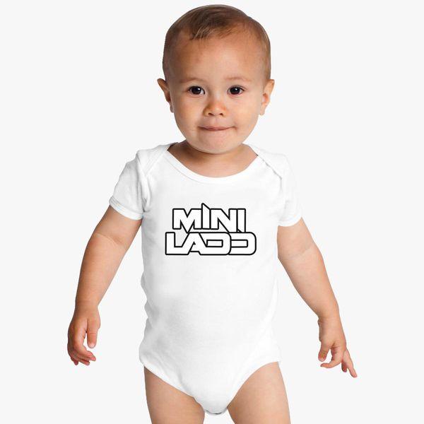 NOT Baby Mini-LADD Shirt Toddler Cotton Tee