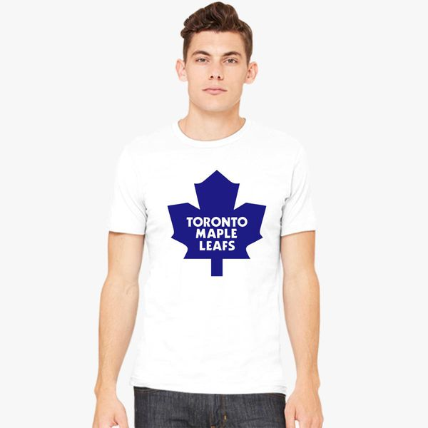 best website 2f022 49aec Toronto Maple Leafs Men's T-shirt | Kidozi.com