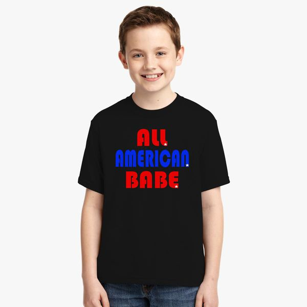 All American Babe T-Shirt
