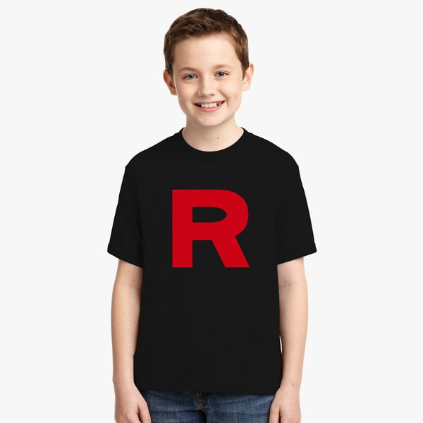 5f1981d2 Team Rocket Youth T-shirt | Kidozi.com