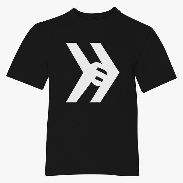 Smosh Logo Youth T Shirt Kidozi Com