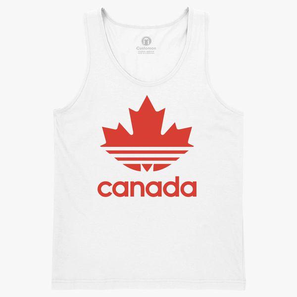 88f798ce02031 Canada Parody Logo Kids Tank Top ...