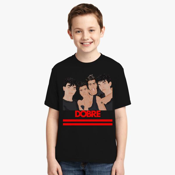 Dobre Twins Dobre Brothers Youth T Shirt Kidozicom