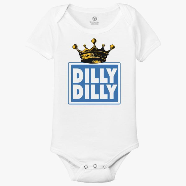 2106e314b Dilly Dilly Baby Onesies | Kidozi.com