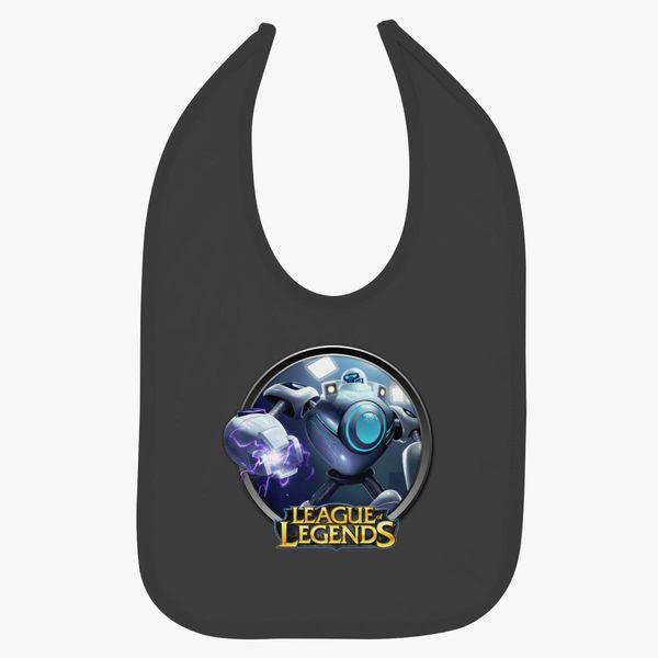 LoL League of Legends Blitzcrank Baby Bib | Kidozi com