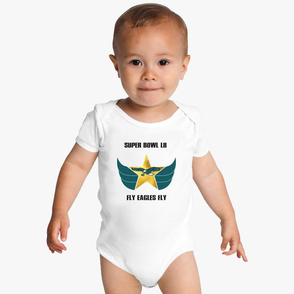 0d23ec3fd Fly Eagles Fly Baby Onesies Change style