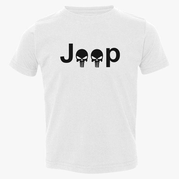 5cf35d7e3 Jeep Parody Toddler T-shirt | Kidozi.com