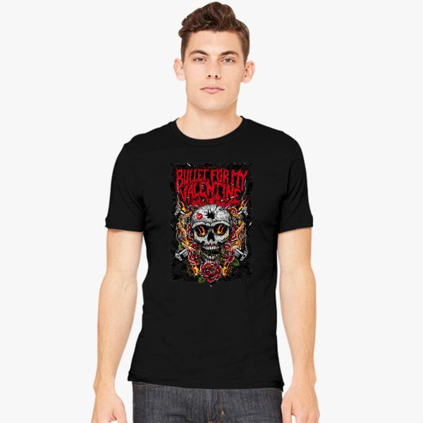 72ee4dd6a3 Bullet for My Valentine Men's T-shirt | Kidozi.com