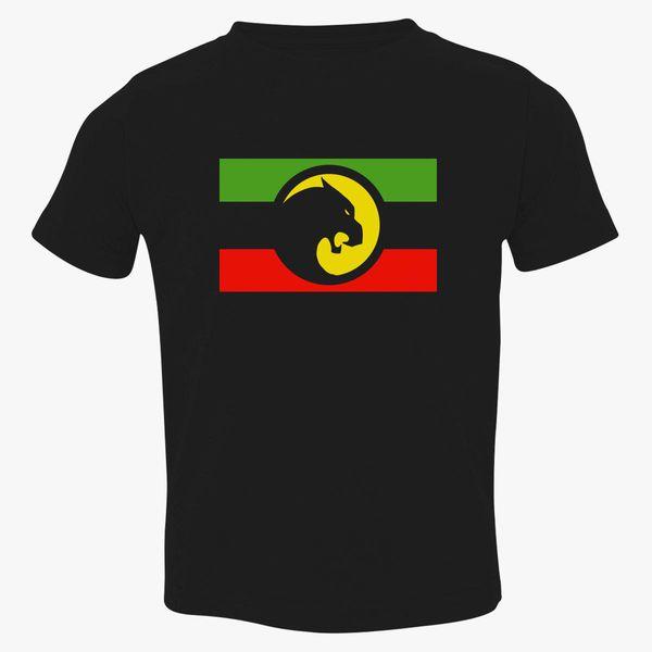 Wakanda Flag The African Kingdom Wakanda Flag Black Basic Men/'s T-Shirt
