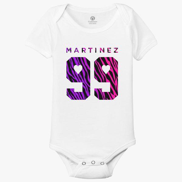 edeb27ffa93 Martinez Twins pink Baby Onesies Kidozi com Martinez Twins pink Baby Onesies  Source · Twin ...