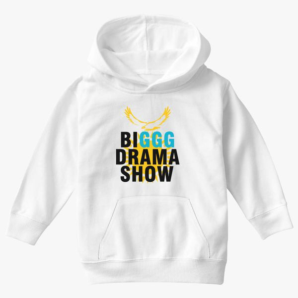 e599fb9c99045f Gennady Golovkin BiGGG Drama Show Kids Hoodie ...