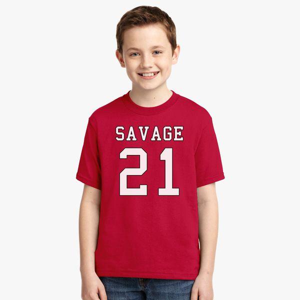21 Savage Youth T Shirt Kidozi Com