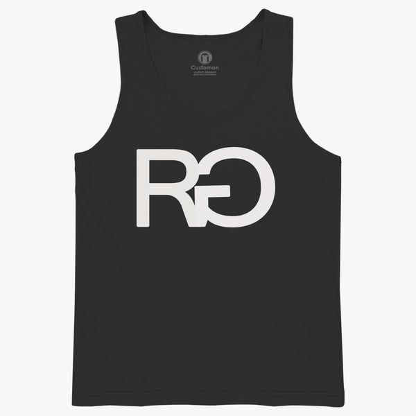 0e01fca305d rich gang logo Kids Tank Top