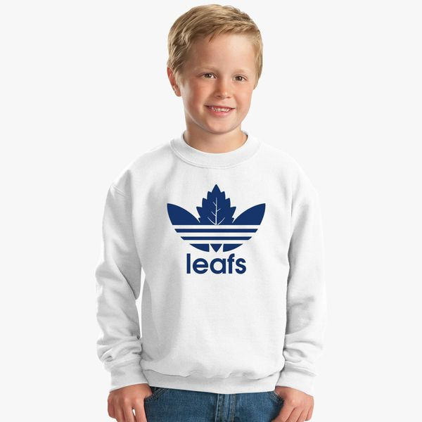 low priced 5e131 1b3de Toronto Maple Leafs canada Kids Sweatshirt - Kidozi.com