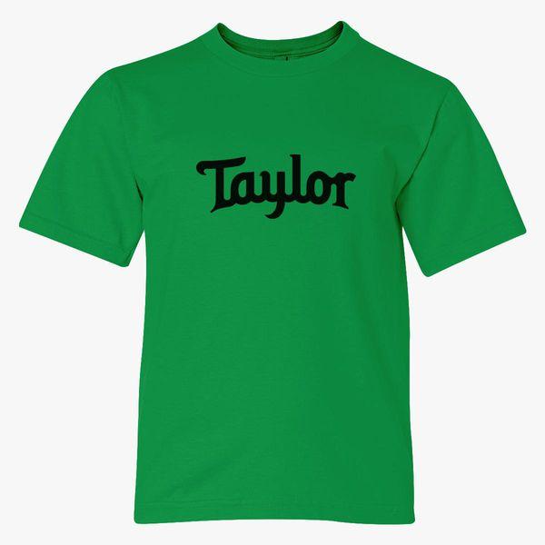 taylor guitars youth t shirt. Black Bedroom Furniture Sets. Home Design Ideas