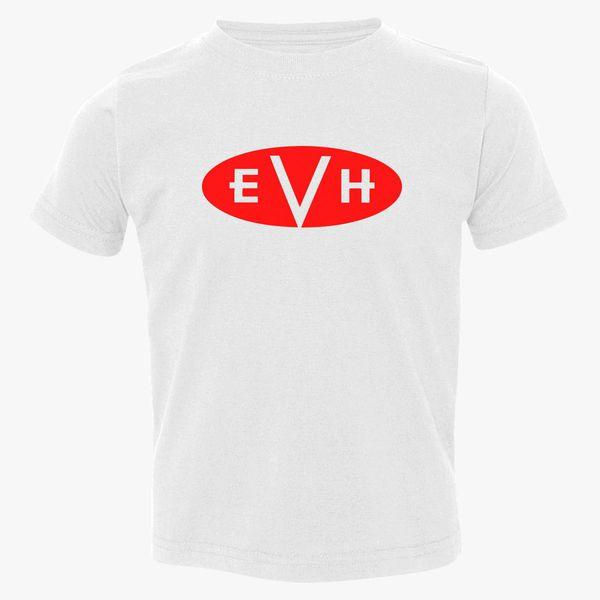 ec217d55ec7 EVH Logo Toddler T-shirt ...