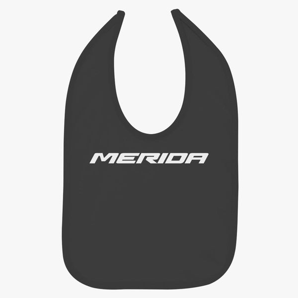 Merida Bikes Logo Baby Bib | Kidozi com