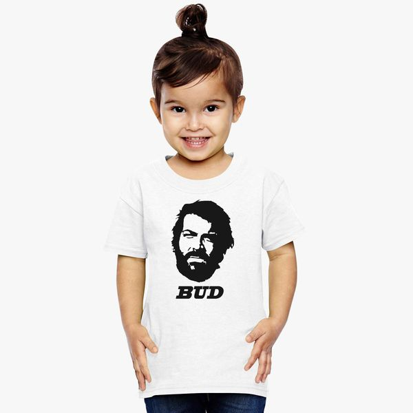 Bud Spencer Toddler T Shirt More