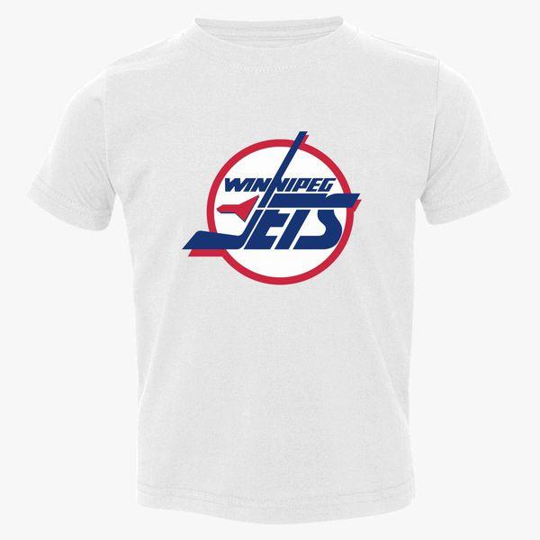 081e3adc2dc Winnipeg Jets Toddler T-shirt ...