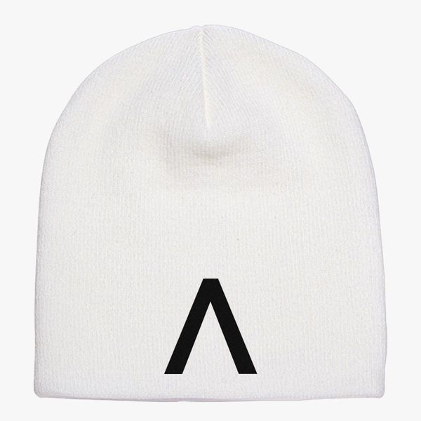 axwell ingrosso logo knit beanie embroidered hatsline com