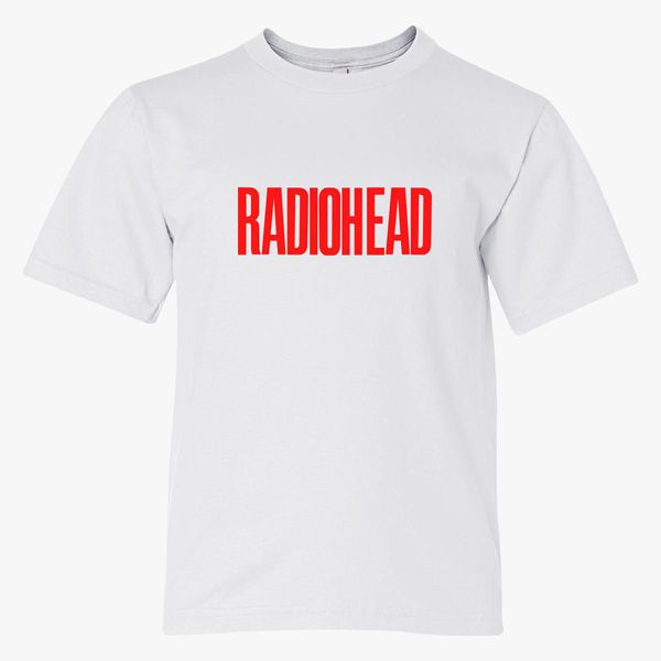 94fc1e62 Radiohead Youth T-shirt | Kidozi.com
