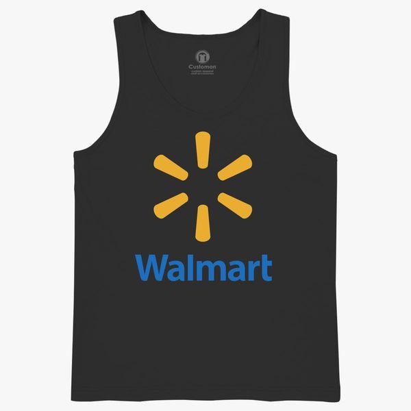 73c43d33ba6 Walmart Logo Kids Tank Top