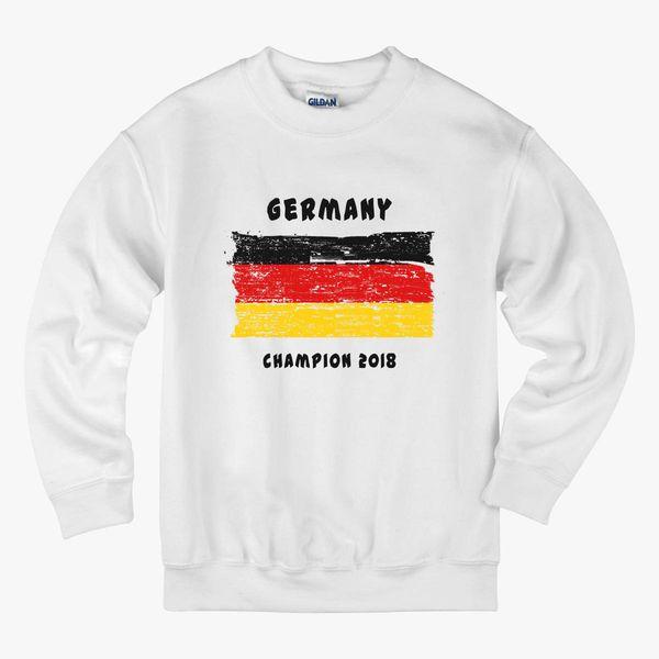 Germany fifa world cup 2018 Kids Sweatshirt  b35121395