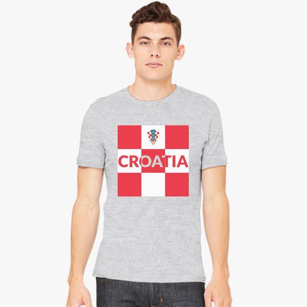 1f4a731ea Croatia Men s T-shirt +more