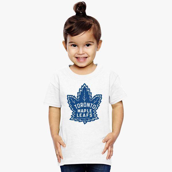 size 40 da36a 5a5bd Toronto Maple Leafs Toddler T-shirt | Kidozi.com