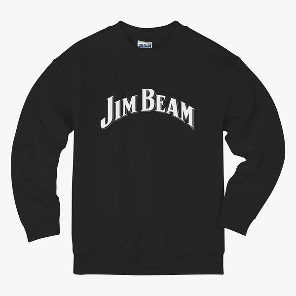 0e6561b55 Jim-Beam-Logo-a1 Kids Sweatshirt | Kidozi.com