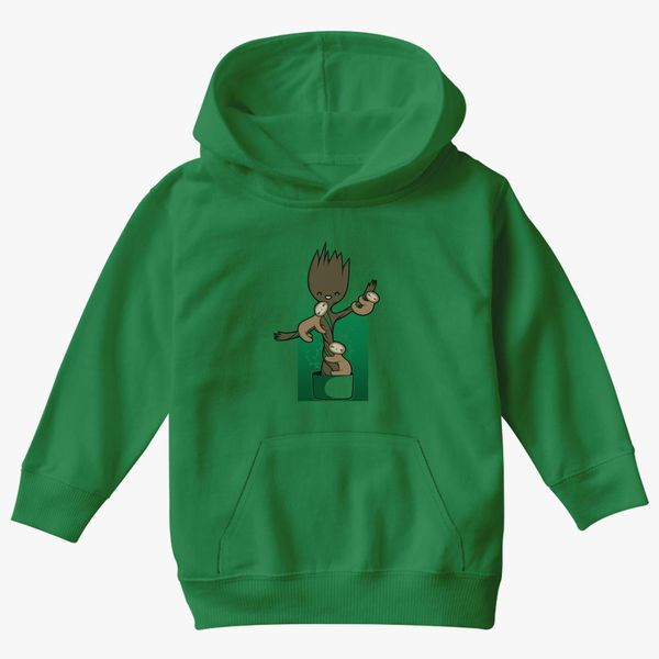 Chilling Out Kids Hoodie | Kidozi com