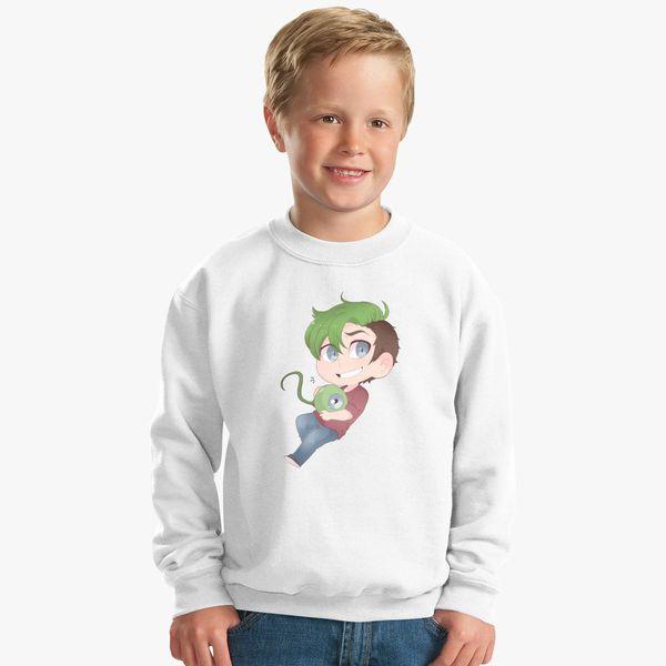jacksepticeye Kids Sweatshirt | Kidozi com
