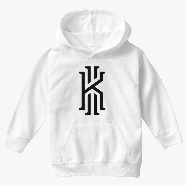 new product 456be 18020 Kyrie Irving Logo Kids Hoodie | Kidozi.com