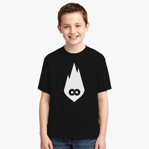 thousand foot krutch logo Youth T-shirt | Kidozi com