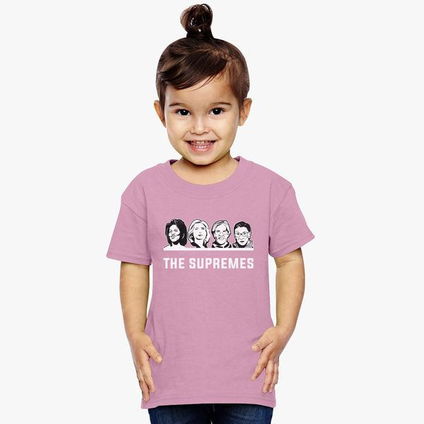 d08f2463527c Lawyer Supremes The supremes Women Toddler T-shirt | Kidozi.com