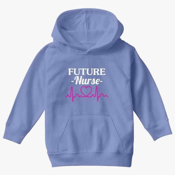 Future Nurse Toddler Hoodie