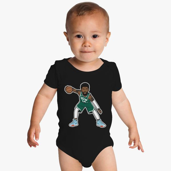 ff3790afc323 Kyrie Irving cartoon style by rayd3rd Baby Onesies +more