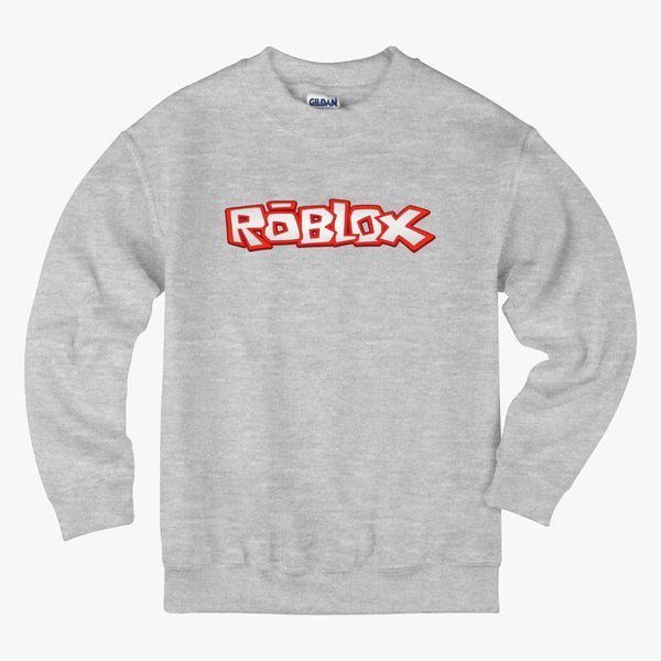 Roblox Title Kids Sweatshirt Kidozicom