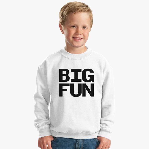 3b46d7dcb Big Fun - Heathers Kids Sweatshirt | Kidozi.com