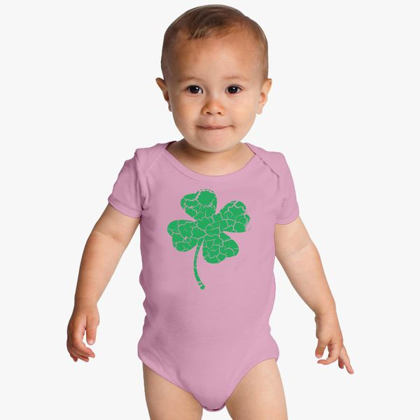 a5027a95 st patrick day Baby Onesies | Kidozi.com